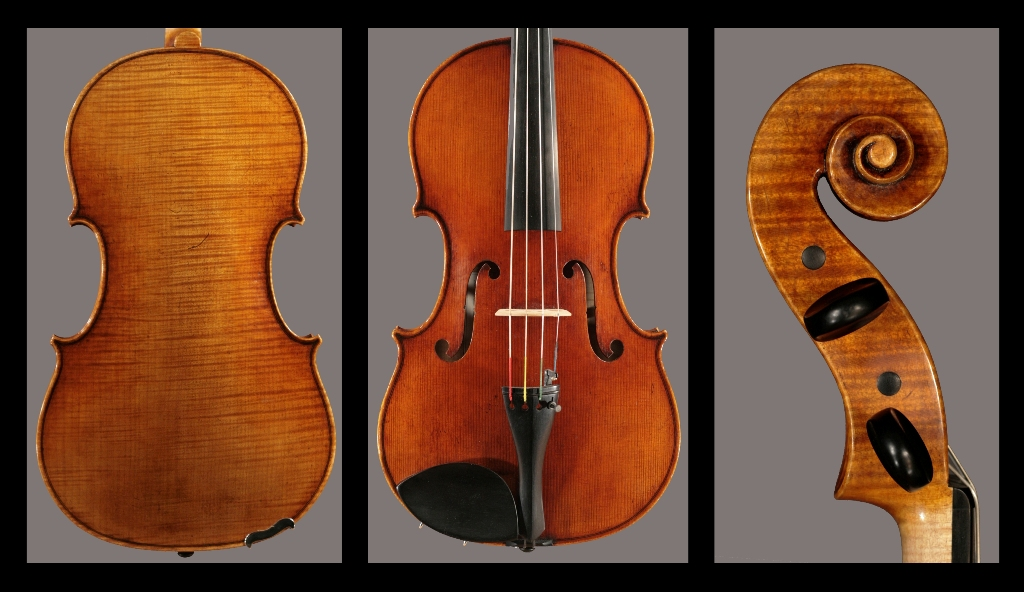 Viola Ch. Dequincey 2011 A.Guarneri Model doc grand